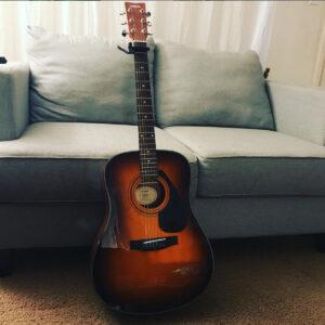 ギター練習して一年ちょいですけど