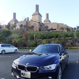 BMW3シリーズのブレーキダスト対策クリーナー