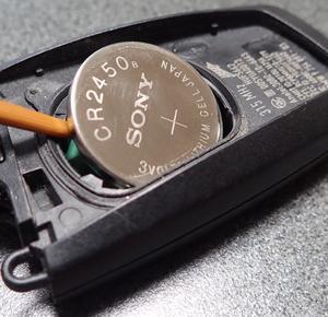 BMW3シリーズの故障?電池交換とキーカバー