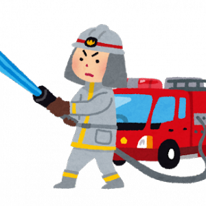 消防団の火災予防週間の活動方法を変えてみませんか?