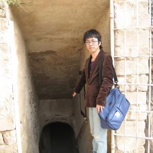 【旅行】 チュニスの朝13 約束のカタコンベ