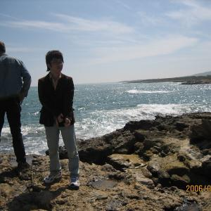 【旅行】 チュニスの朝14 コンコンニャローのボンボン岬