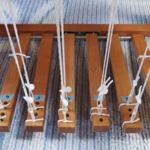 さをりの踏み木ロープをシステムコードに取り替えた・その2
