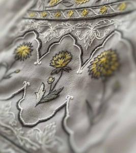 刺繍糸の色選び