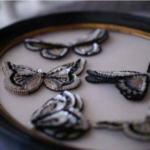 オプション課題の蝶々