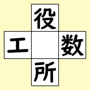 【脳トレ】漢字穴埋め 418問目