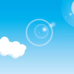 あの雲の下には、、、