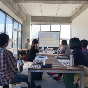 那須の宮本吾一氏(Chus代表)ハッピー産業「福島県リノベーション創業塾」