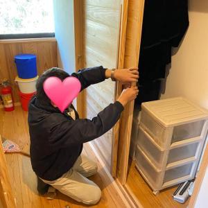 建具屋さんの確かな仕事ぶりに感心しました。感謝!
