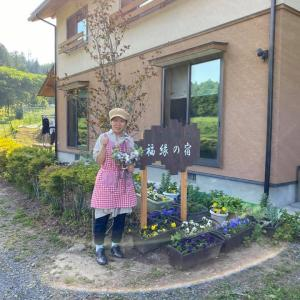 Kaori Satoさんからこんなステキなオープンのお祝いをいただきました。