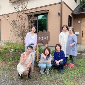 6/14大花 慶子さんの講座「自分ビジネス・屋号、お仕事ネーム編」セミナーでした!