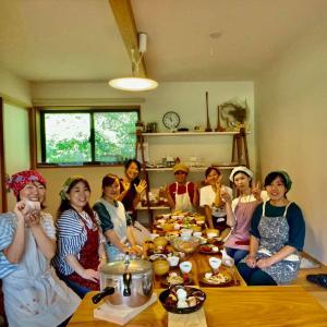 【イベント報告】矢萩さんのビーガン料理教室〜たかきび餃子〜 ビーガンランチと高きびのお土産付き!