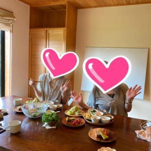 【福縁の宿】ビーガンお料理ランチ会(1500円)は前日までに予約ください。