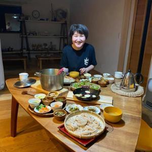 大分の田崎 貴代子さんが「福縁の宿」にお泊りいただきました。
