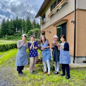 【イベント報告】7/13「柏もち作りとベジランチ交流会」開催しました。