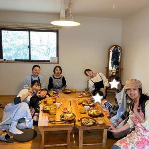 【報告】4/4ヴィーガンいちごタルトケーキ・スコーン(ヴィーガン軽食付き)お料理教室