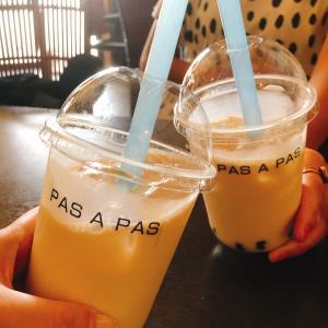 タピリストのタピ活ミーティング in cafe pas a pas