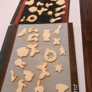 【レッスンレポ】クッキー生地&アイシングクリームの作り方レッスン