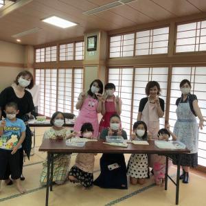 【レッスンレポ】アイシングクッキーin福知山市民講座