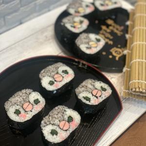 【レッスンレポ】親子でデコ巻き寿司レッスン