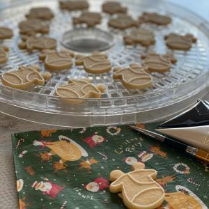 インスタでアイシングクッキー工程動画見れます☆