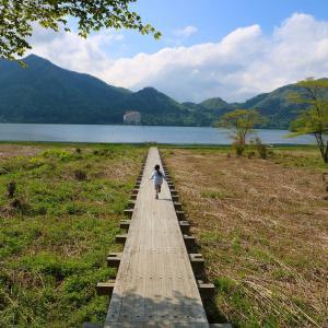 今日の道ばた 榛名湖