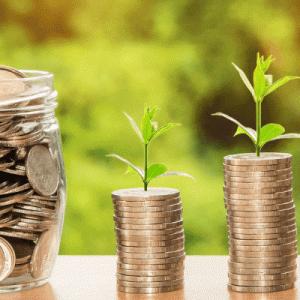 お金を増やす方法【4選】長期:積立:分散:複利を心掛ける
