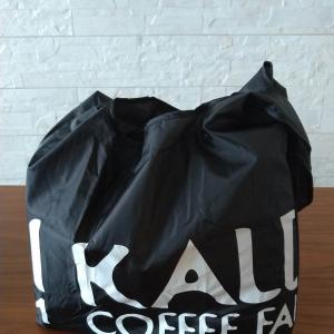 【KALDI】その場で買ったエコバッグ