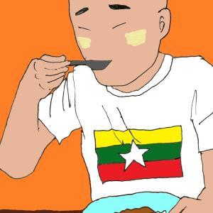 ミャンマーは糖尿病患者が多いらしい