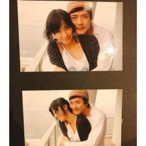 クォン・サンウ夫妻、恋愛時代のラブラブ写真公開!