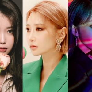 Brown Eyed Girls ジェア&MAMAMOO ムンビョル&IU(アイユー)、新曲「Greedyy」12日に公開へ!