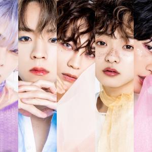 日韓7人グループORβIT(オルビット)が、ファッション誌「GIANNA」にモデルのすみれさんとW表紙で初登場!