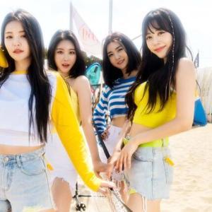 「Rollin'」で逆走のアイコンとして大人気のBrave Girls、韓国5thミニアルバム「Summer Queen」好評配信中