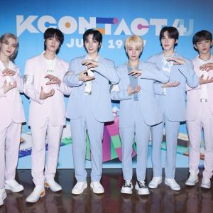 【フォト】ONEUS「KCON:TACT 4 U」DAY1(6月19日)写真レポート