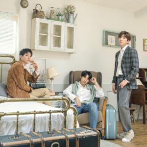 U-KISS、日本活動休止前最後の配信SG『Be good』配信中!スヒョン、フン、ジュンのコメント
