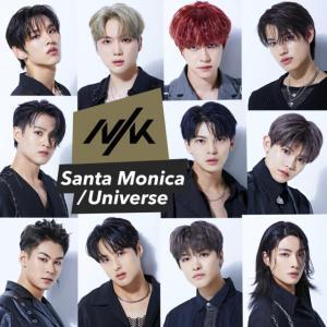 NIK(ニック)、遂に韓国デビューシングル「Santa Monica /Universe」をリリース!「Santa Monica」のミュージックビデオも公開