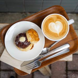 【cafe】Feb's coffee & scone@浅草(9)