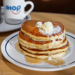 【pancake】IHOP(アイホップ)@L.A,US