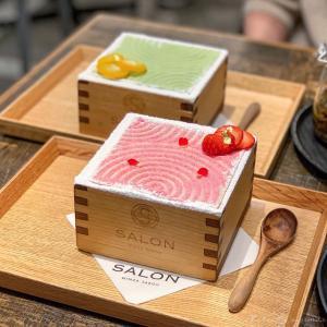 【cafe】SALON GINZA SABOU@銀座