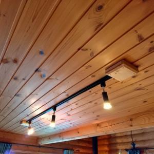ダクトレール照明の設置DIY