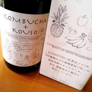 KombuchaとKouso