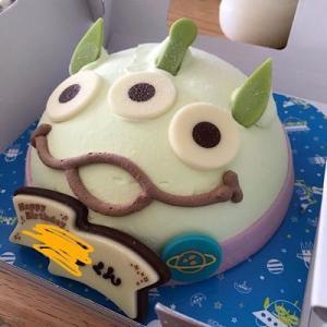 息子8歳の誕生パーティー!