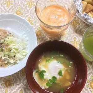 朝味噌汁でメラトニン
