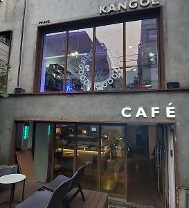またまた無計画おひとり様ソウル旅行ー7月編|その14「KANGOL Cafe」