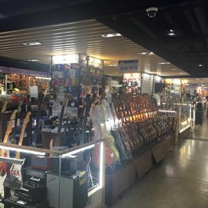 潜入!楽園商街その① たくさんの楽器や機材を見学してみた。[鍾路3街・仁寺洞] 初一人旅2019/06-25