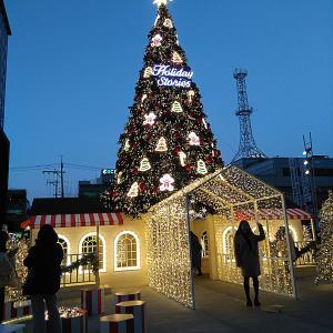 CHICORもemartも!タイムズスクエア超楽し! その15 12月ソウル gathering at soul1.5人旅【のしやま備忘録】