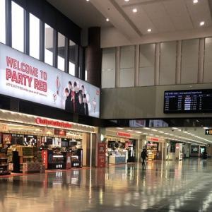 金浦空港・免税店の現状
