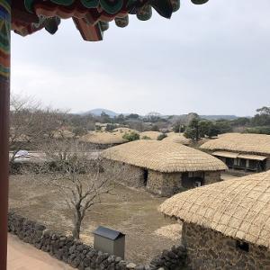 村全体が重要民俗資料!済州の伝統が息づく村【城邑民俗村/성읍민속마을】