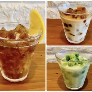 氷コーヒー【氷カフェ】の作り方*製氷皿で作れるアレンジレシピ6品