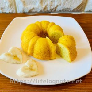 カルディ【バナナリングケーキ】フルーティーな香りのおしゃれスイーツ